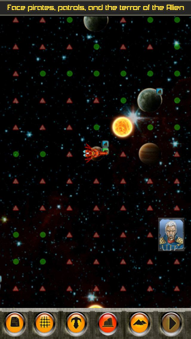 Star Traders RPG screenshot #2