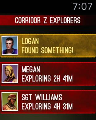 Corridor Z - Inverted Zombie Runner screenshot 11