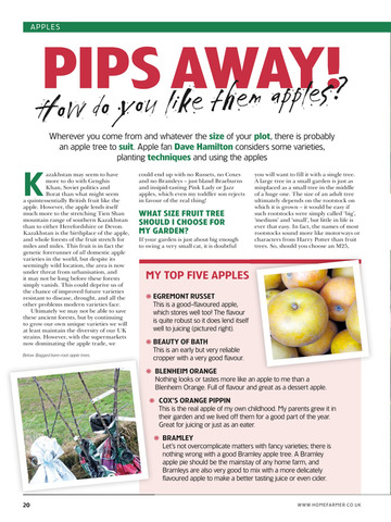 Home Farmer – The Magazine for Home Growers screenshot 6