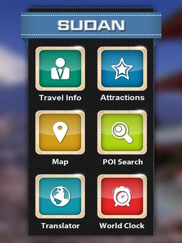 Sudan Essential Travel Guide screenshot 7