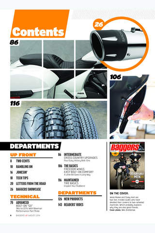 Baggers Magazine Archive - náhled