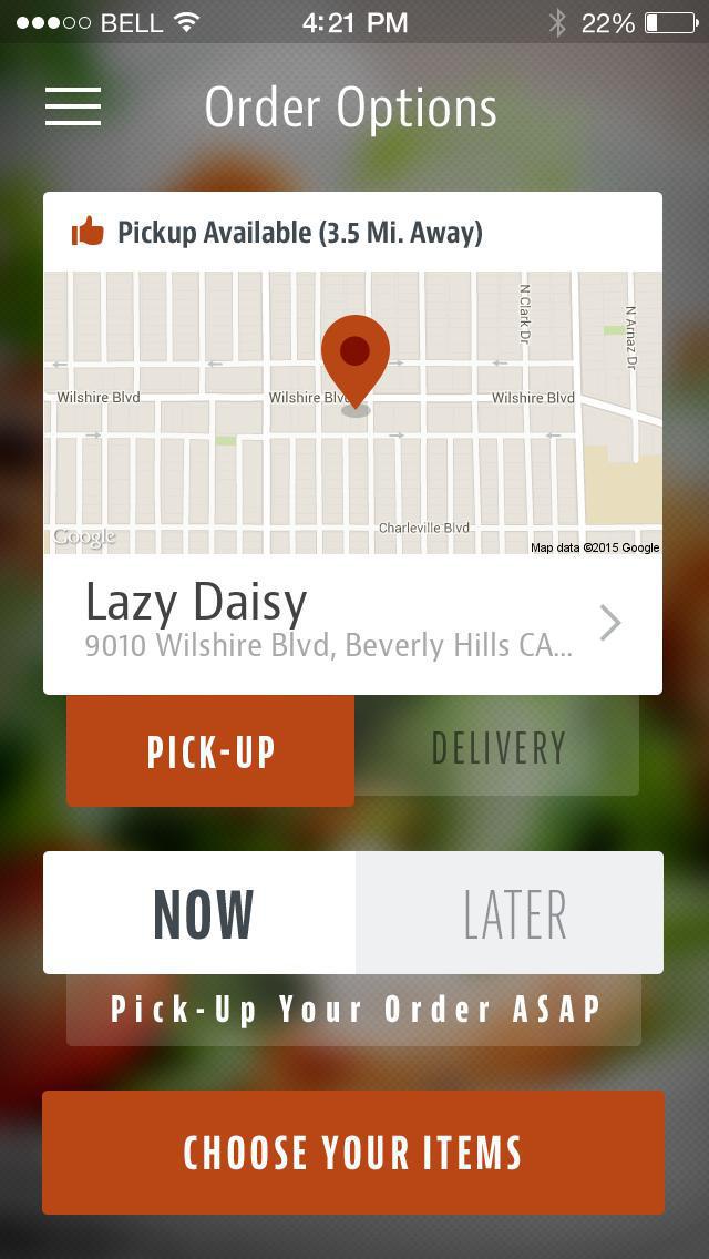 Lazy Daisy Beverly Hills screenshot 2