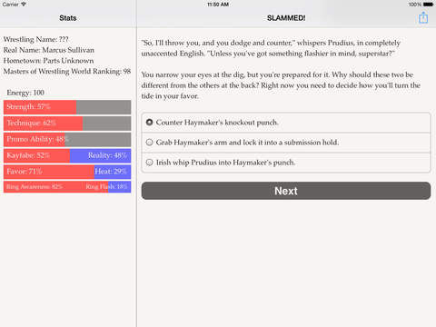 SLAMMED! screenshot 8