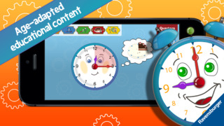 My first clock – Learn to tell the time screenshot 4