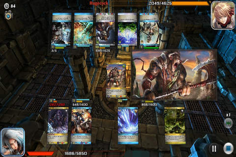 Epic Cards Battle (TCG) - náhled