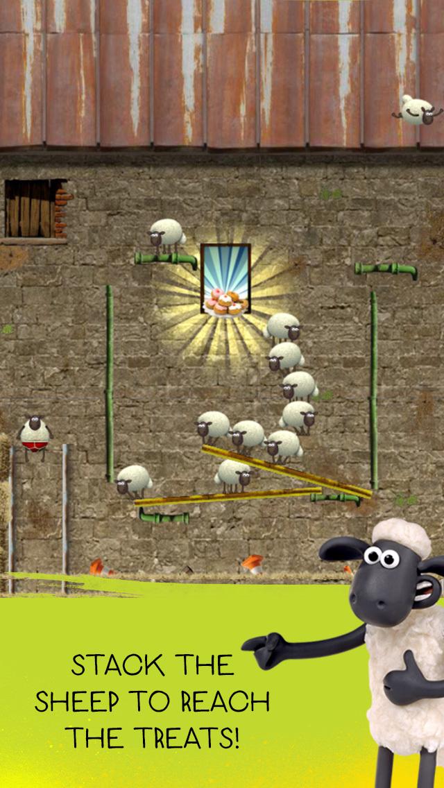 Shaun the Sheep - Sheep Stack screenshot 3