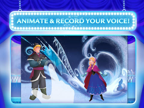 Frozen Story Theater screenshot 8