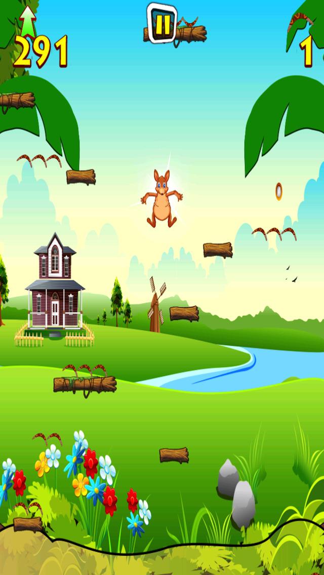Australian Outback Kangaroo Free Game screenshot 2