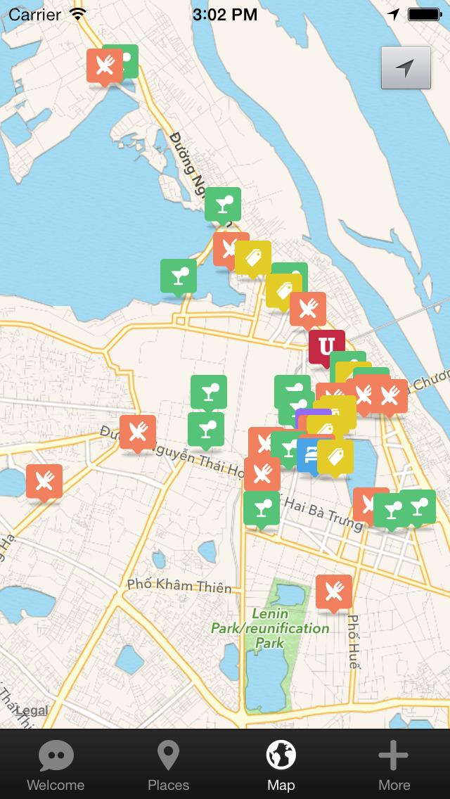 Hanoi Urban Adventures - Travel Guide Treasure mApp screenshot 4