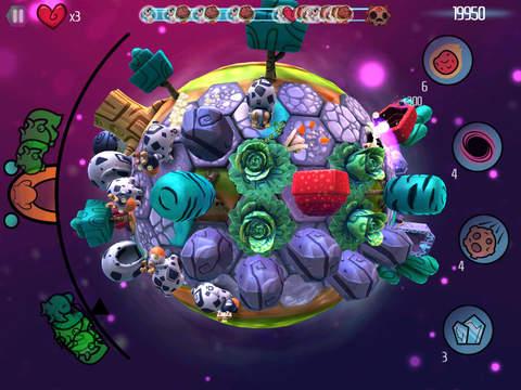 Celleste: Bug Planets screenshot #5