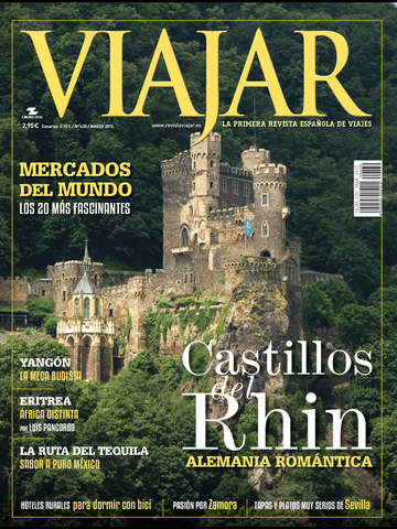 Viajar (revista) screenshot 6