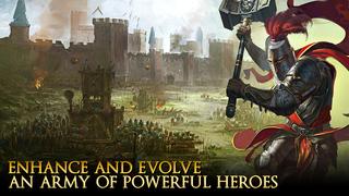 Heroes of Camelot screenshot 1