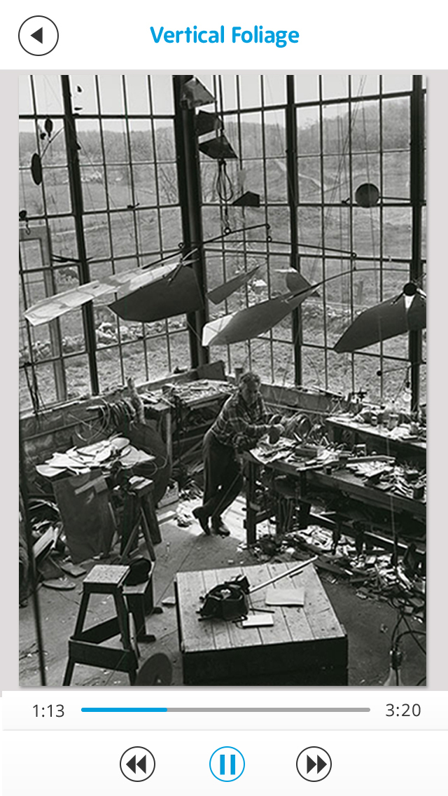 Alexander Calder: Performing Sculpture screenshot 4
