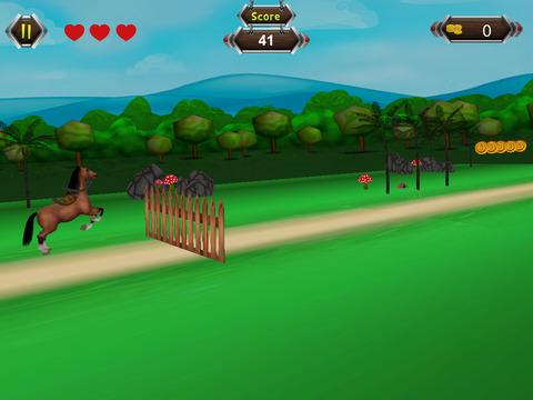 Pony Dash 3D screenshot 6