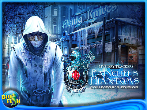 Mystery Trackers: Raincliff's Phantoms HD - A Supernatural Detective Game screenshot 5