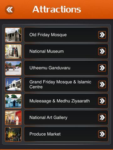 Male City Offline Travel Guide - Maldives screenshot 8