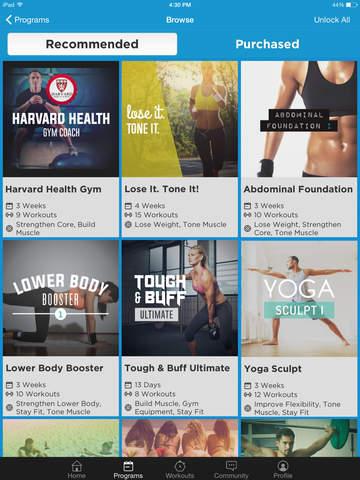 Workout Trainer: fitness coach screenshot 7