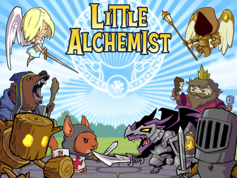 Little Alchemist screenshot #1