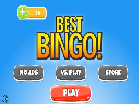 Best Bingo Game - Multi-Player Edition screenshot 6