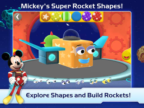 Mickey's Magical Math World screenshot 7