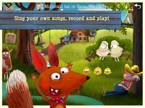 Little Fox Nursery Rhymes screenshot 7