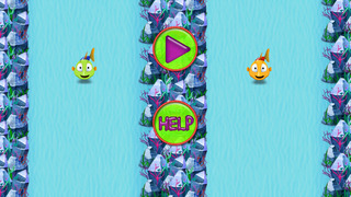 Fish Swipe Scramble screenshot 2