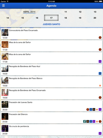 Semana Santa de Lorca screenshot 9