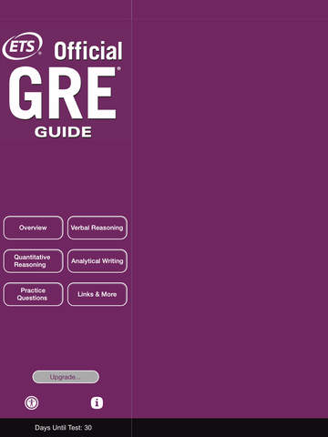 The Official GRE Guide screenshot 6