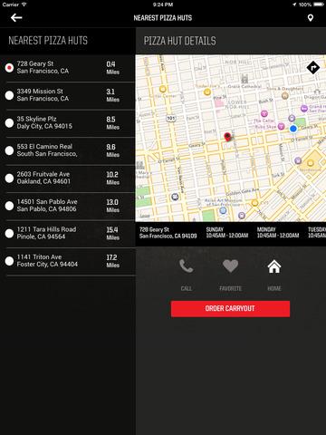 Pizza Hut screenshot 7