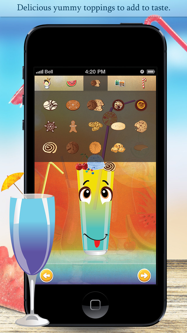 Juice+ Fountain Machine - All You Can Drink! screenshot 3