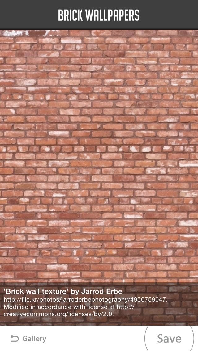 Brick Wallpapers screenshot 5