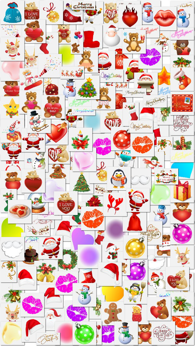 Best Xmas Photo Frames screenshot 4