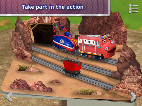 Chug Patrol: Ready to Rescue - Chuggington Book screenshot 9