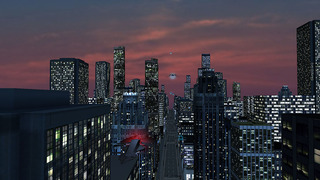 Jupiter Ascending: Skyline Escape screenshot 5