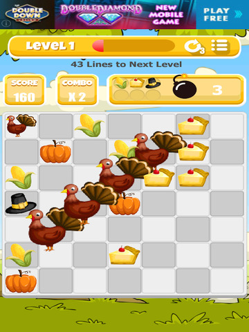 A Thanksgiving Match Game screenshot 7