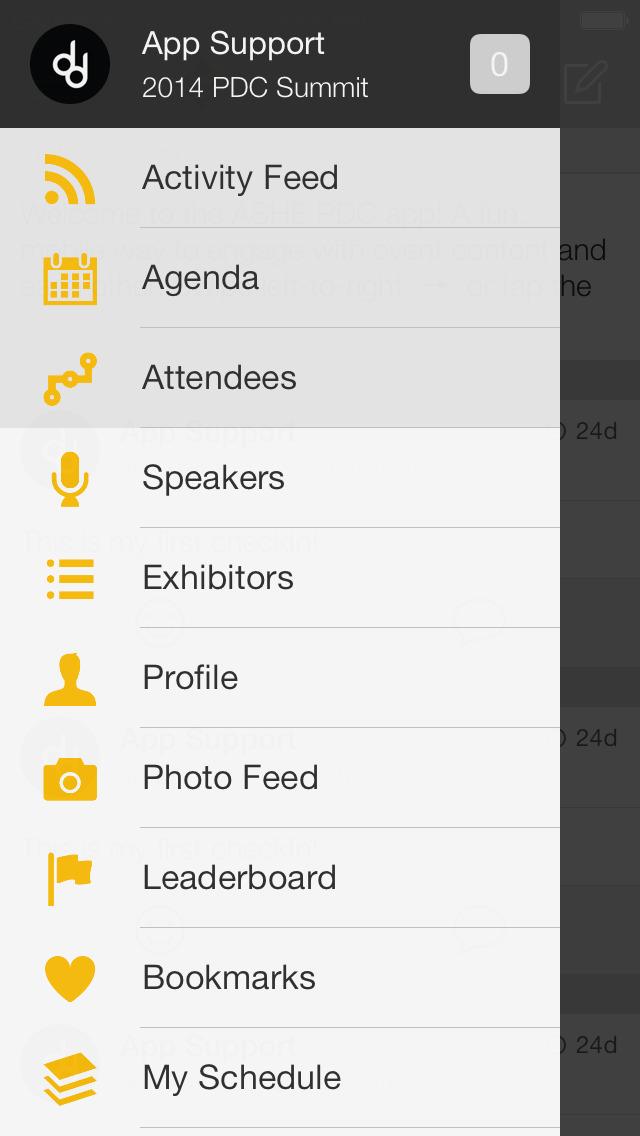 2015 PDC Summit screenshot 2