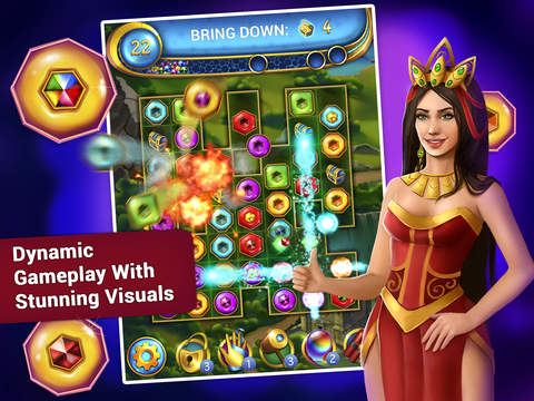 Lost Jewels - Match 3 Puzzle screenshot 6