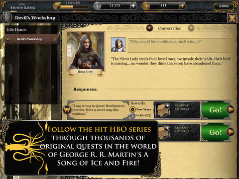 Game of Thrones Ascent screenshot #3