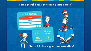 Dr. Seuss Treasury Kids Books screenshot 3