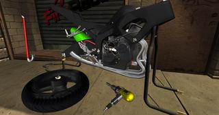 Fix My Bike: Mechanic Sim LITE screenshot #2