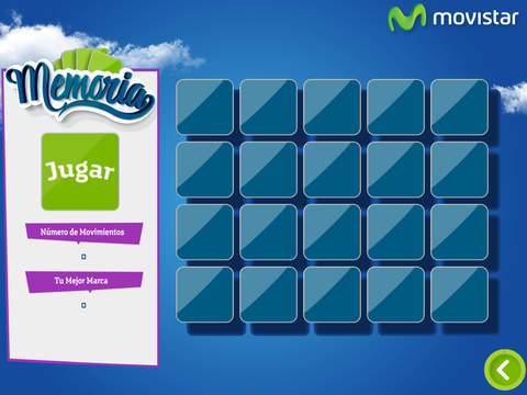 Memoria Movistar screenshot 9