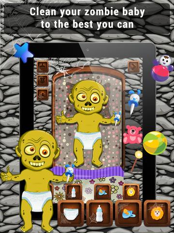 Baby Zombie Care Lite screenshot 8
