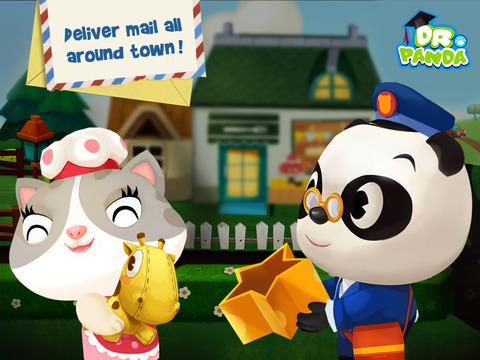 Dr. Panda Mailman screenshot #5