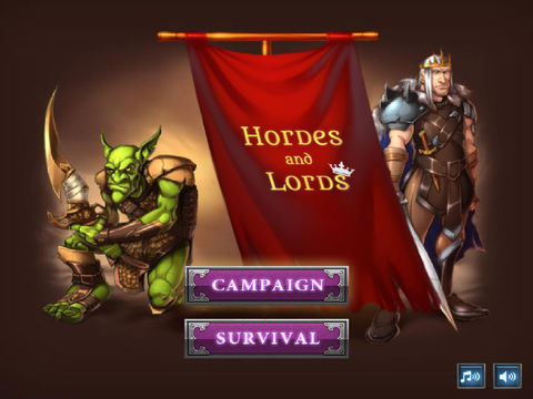 Hordes And Lords screenshot 6