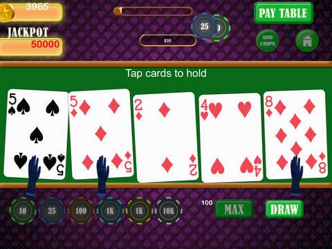 Las Vegas Casino Poker Party - Best American gambling table screenshot 6