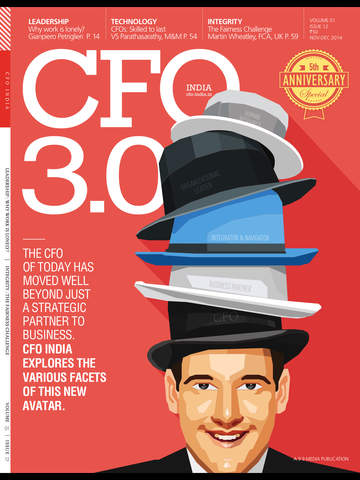 CFO Magazine screenshot 6