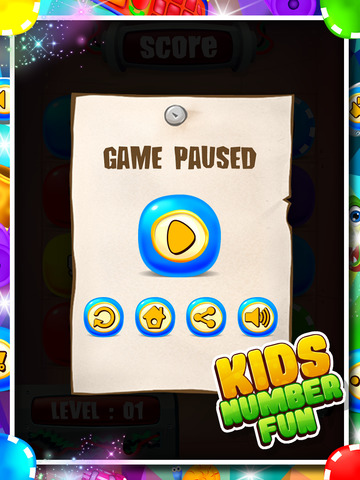Kids Number Fun screenshot 8