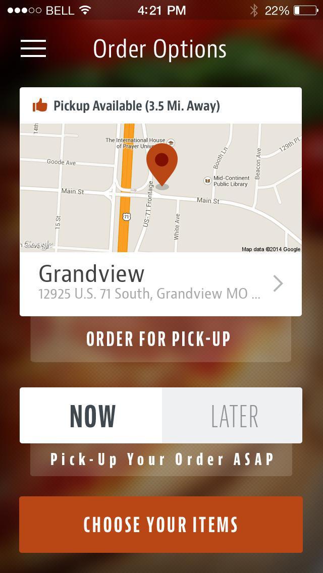 Providence Pizza screenshot 2