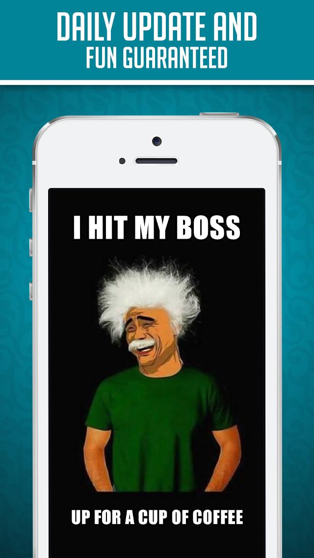 Funny Insta Meme Generator - Make Custom Memes with LOL pics,Troll Wallpapers & GIF Photos screenshot 4
