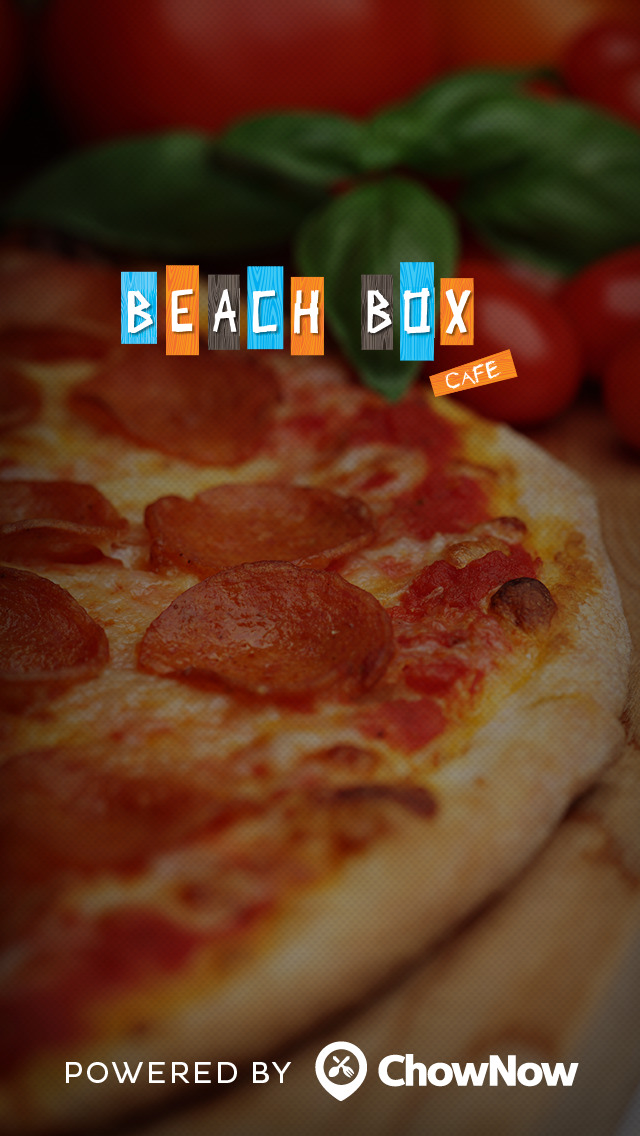 Beach Box Cafe screenshot 1